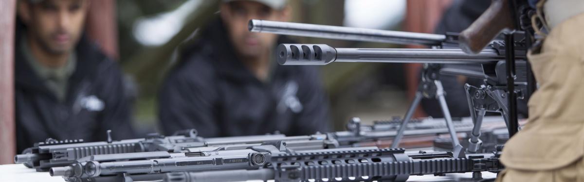 دورة صيانة الاسلحة المتقدمة
