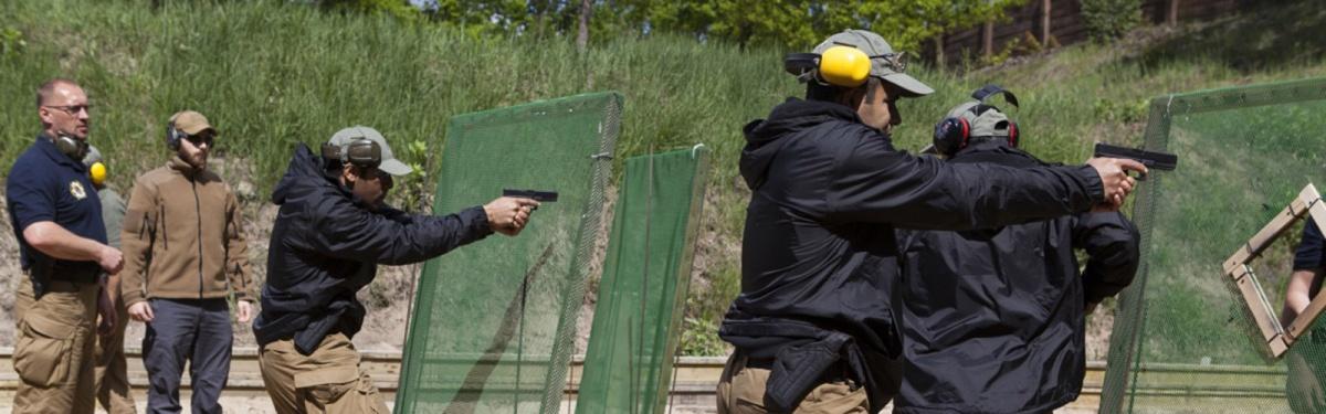 تكتيكات رماية بالاسلحة الخفيفة